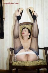 stocking pics wanilianna sexy milf fetish model stocking tease