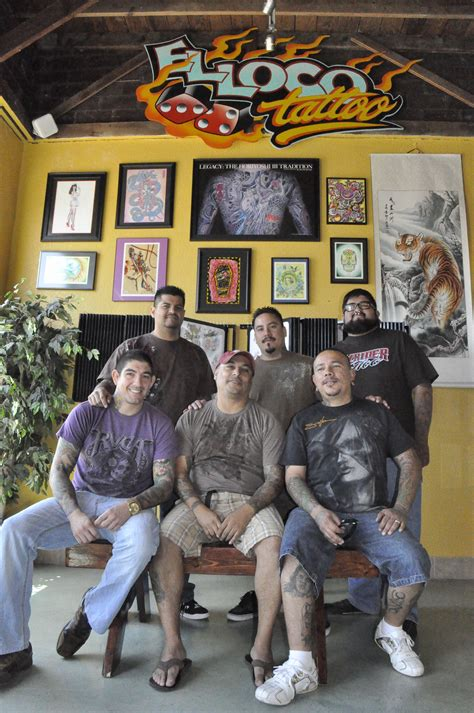 best tattoo shops in the us el loco shop reviews