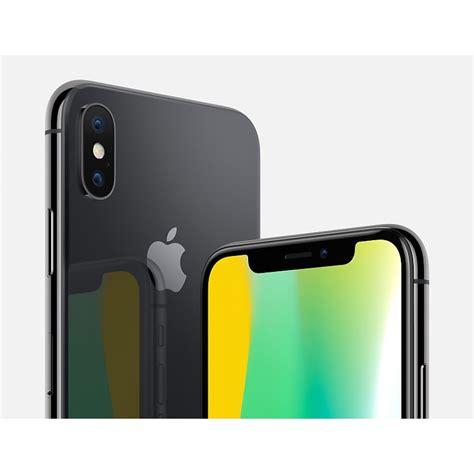 g iphone x apple iphone x 256gb 4g lte space gray azfon ae