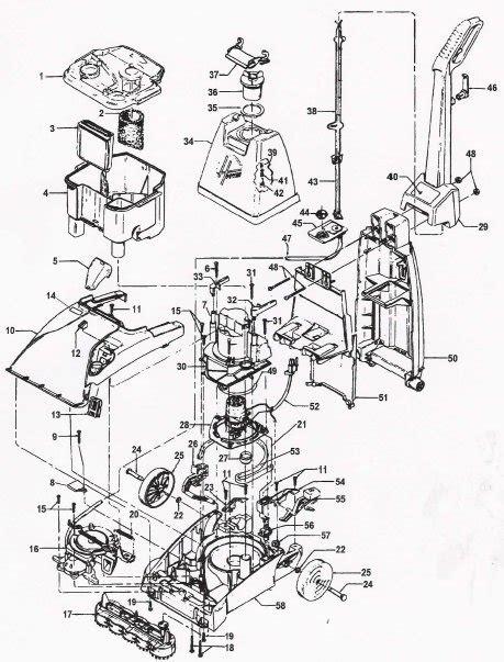 rug dr parts rug doctor mighty pro x3 parts diagram