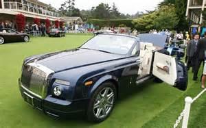 Rolls Royce Phantom Special Edition Rolls Royce Phantom Drophead Coupe Pebble Special