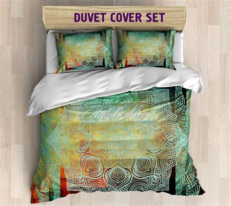 indie bed comforters 1000 images about bohemian bedroom decor mandala indie