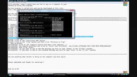 tutorial hack pc hacking networked computers alienday