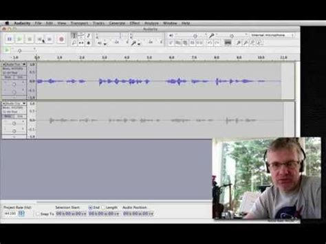 tutorial youtube audacity 1000 images about diy tech audacity tutorials on