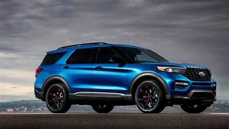 2020 Ford Explorer Hybrid Mpg by 2020 Ford Explorer St Hybrid Price Release More