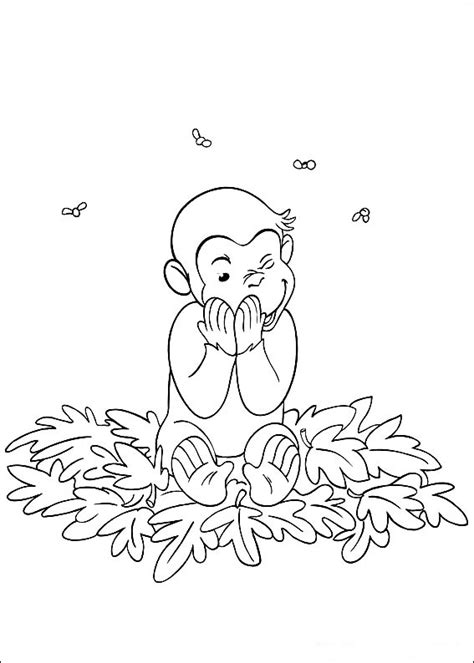 george coloring book page fun coloring pages curious george coloring pages