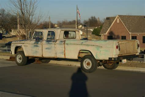 1964 Dodge Power Wagon, Crew Cab, W200, 4X4, ¾ Ton for