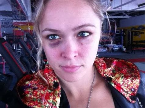 ronda rousey eye color ronda rousey already got beat up by holly lawson youtube