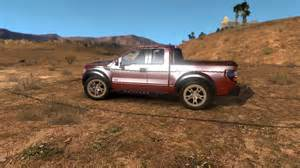 ford f150 svt raptor v 1 24 version mod american