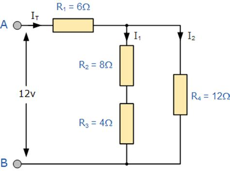 resistor circuit combination all about electronics and communication resistors in combinations