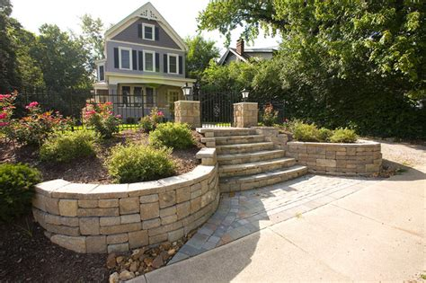 front yard retaining wall front yard landscaping ideas contemporary landscape