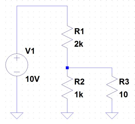 3 resistor voltage divider to the rails ee fundamentals the voltage divider