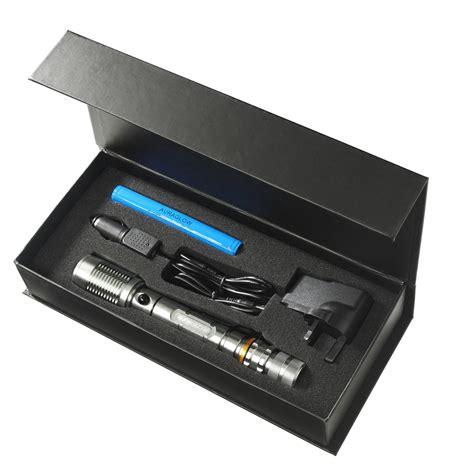 Lu Led Focus auraglow alphalux g193 10w rechargeable 800lm led torch