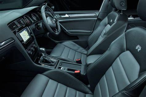 volkswagen wagon interior volkswagen golf r wagon special edition now on sale