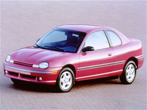 blue book used cars values 1997 dodge neon security system 1996 dodge neon sport coupe 2d used car prices kelley blue book