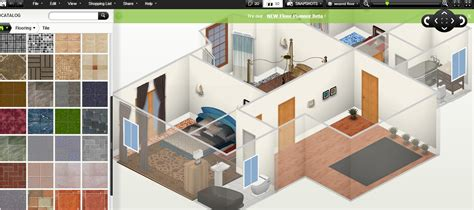 Blue Print Software free floor plan software homestyler review