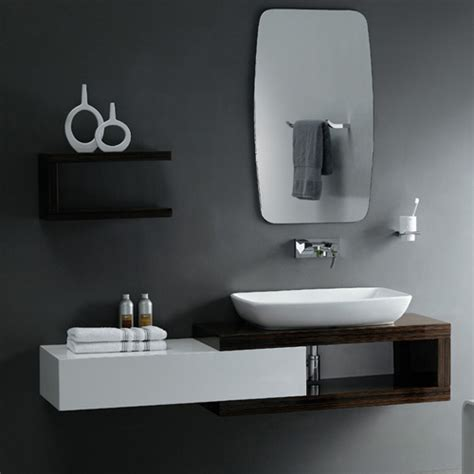 Sink Bathroom Vanity Ideas by Http Www Newhometrend Images 2012 03 Awesome Modern