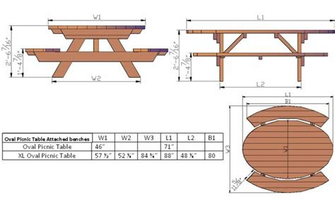 picnic bench dimensions am looking for wood project composite picnic table plans