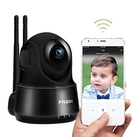 vulnerabilities in fredi wi fi baby monitor can be