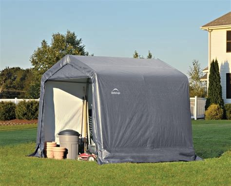 Tarp Sheds by Image Gallery Shelterlogic