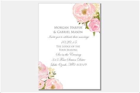 10 Classy Christian Wedding Cards For The Stylish Couple