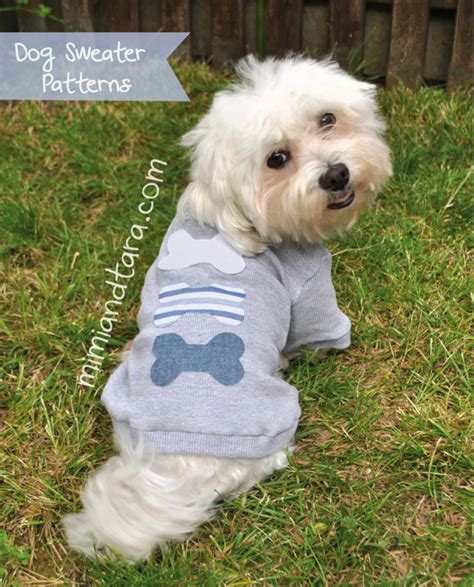 pattern for dog sweaters free dog sweater patterns pdf pattern mimi tara