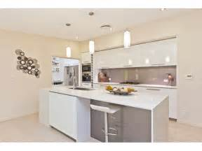 Modern Galley Kitchen Ideas Modern Galley Kitchen Design Using Tiles Kitchen Photo