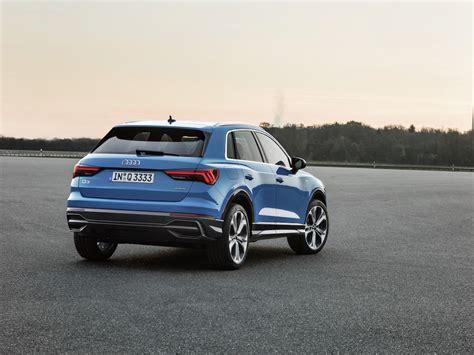 Neuer Audi Q3 by Neuer Audi Q3 Premiere 2018 Autogef 252 Hl