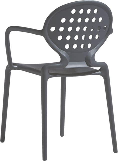 sedie da esterno sedia da esterno con braccioli