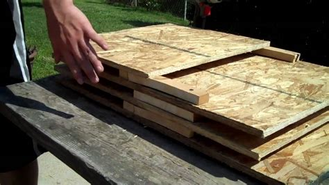 How To Make Bat Houses by How To Build A Bat House 1 Of 2