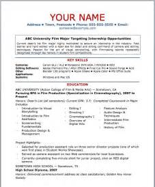 Cv Format Template by Basic Cv Template Professional Resume Templates