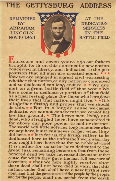 up of gettysburg address by abraham lincoln poster gettysburg address poster president abraham lincoln