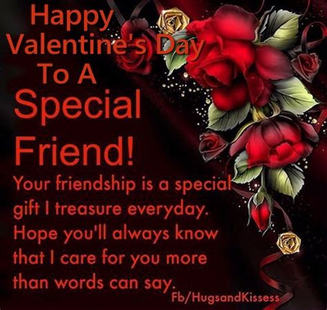 happy valentines day sayings for friends happy valentines day to a special friend pictures photos