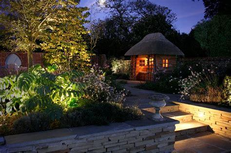 terrazzi da sogno illuminazione da esterni per giardini e terrazze da sogno