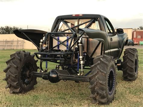 mega truck chassis today s cool car find is this 2017 mega truck racingjunk