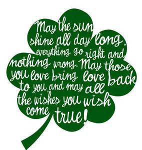 St Day Birthday Quotes St Patricks Sayings On Pinterest Irish Sayings St