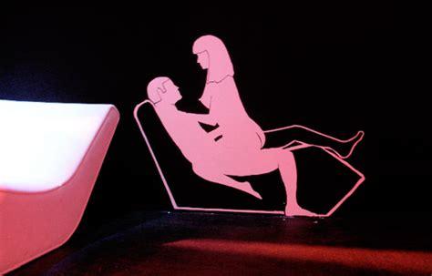 the armchair sex position the flower of novembre exhibition by fabio novembre