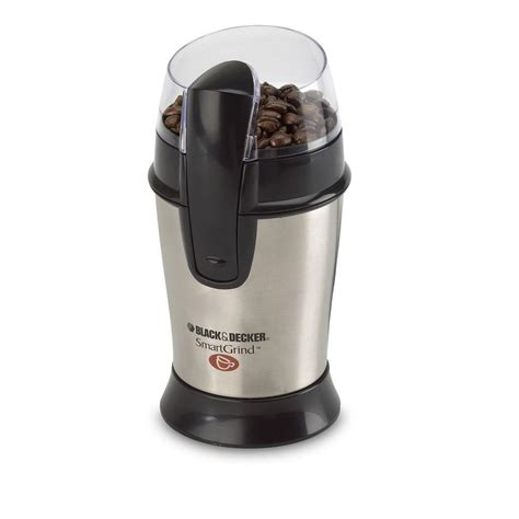 black decker pulse coffee grinder cbg100s the