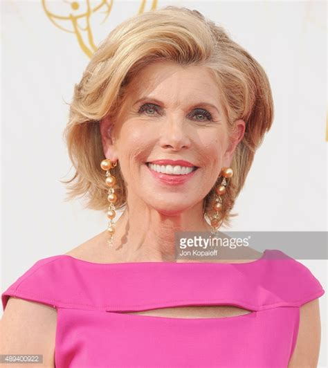 Christine Baranski Christine Baranski Stock Photos And Pictures Getty Images
