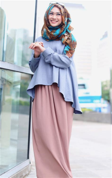 Gambar Baju Muslim Terbaru 2016 Baju Muslim Terbaru Koleksi Gambar Baju Muslim Terbaru