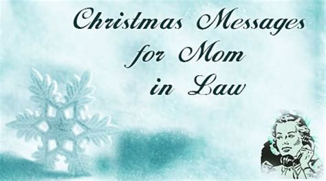 christmas messages  mom  law short christmas card wishes mother
