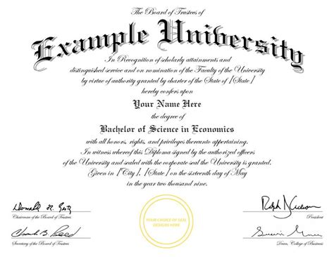 degree certificate templates buy a college diploma