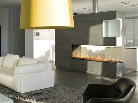 3 Sided Glass Fireplace by Gas 3 Sided Fireplace With Panoramic Glass Penisola 150 By