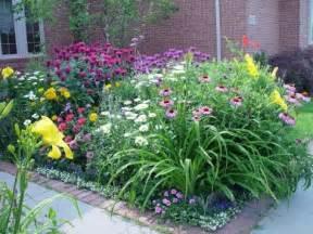 Perennial Flower Garden Designs Colorful Perennials Garden
