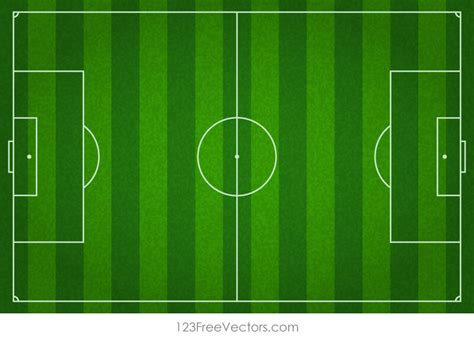 free download football stadium brush photoshop soccer field background 123freevectors