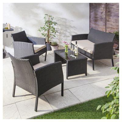 buy marrakech  piece rattan garden furniture set