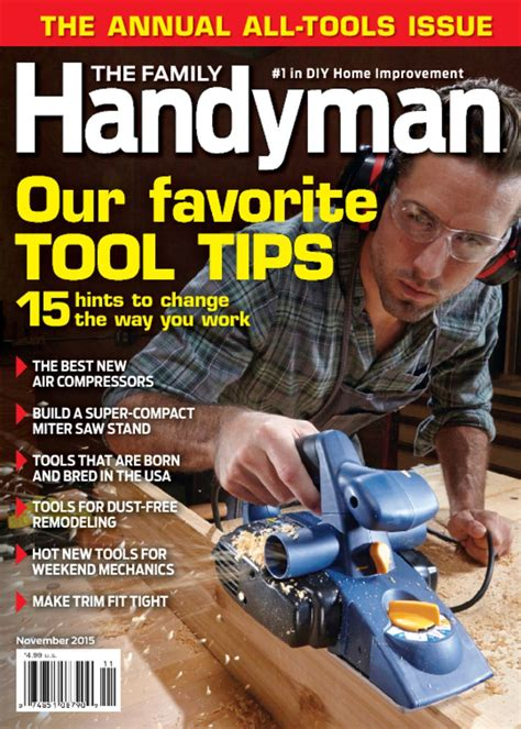 magazine subscription family handyman magazine subscription only 7 99