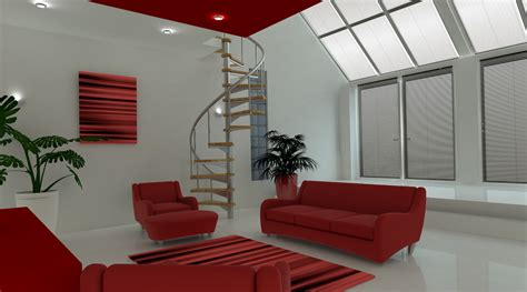 free room design 3d design of a room with stairs interior design marbella
