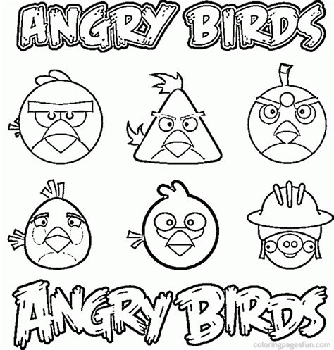angry birds bubbles coloring pages angry birds coloring pages bubbles 13 online coloring