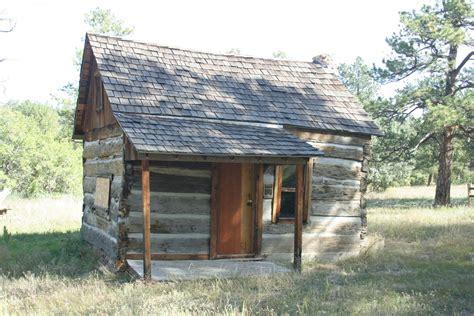 Pioneer Cabin by Landmarkhunter Pioneer Cabin